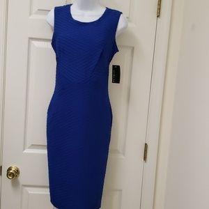 EnFocus Blue Dress size 6 NWOT